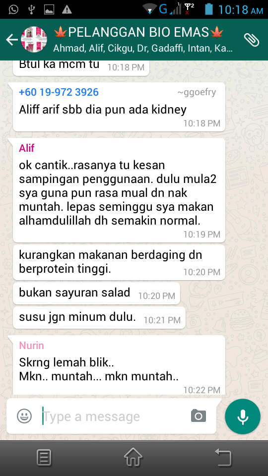 Sakit buah Pinggang Kronik
