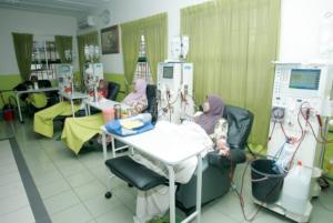 Cuci darah atau dialisis - Bio Emas